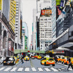 SOLD • Yellow Cabs
